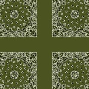 Minidanna A-Army Green