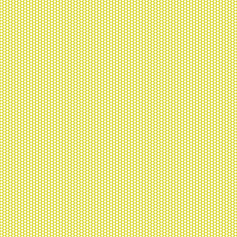 Pollen Dots - Botanical Chartreuse fabric by rhondadesigns on Spoonflower - custom fabric