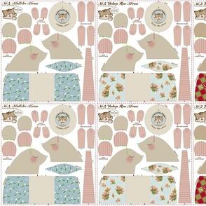 Christmas Mice Kits