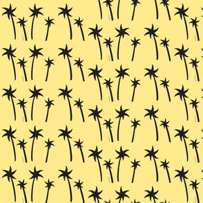 palms -Mix2 MEDIUM yellow onyx