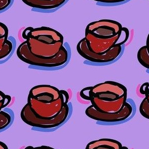 Techno XLI (2015) (Coffee)