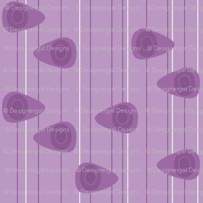 Cell-ular Lounge - lavender mono