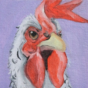 Hen Pecked Rooster