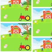 Farming Blocks