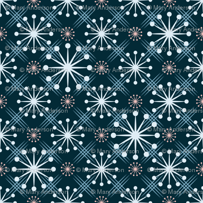 1950s wallpaper designs starburst - photo #39
