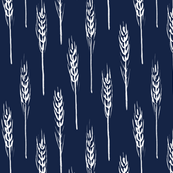 wheat - Indigo