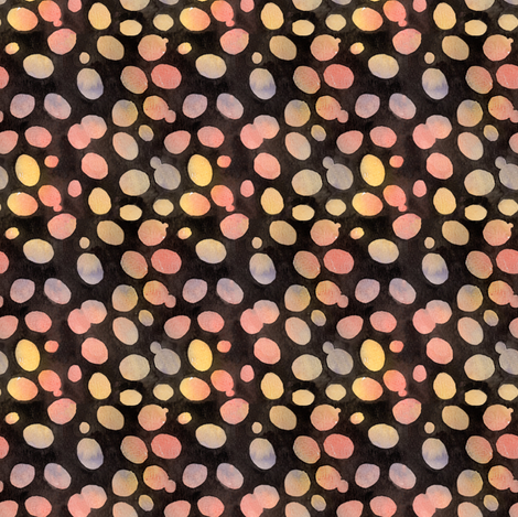 Yeast pebbles fabric by zandloopster on Spoonflower - custom fabric