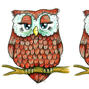 One Red Owl