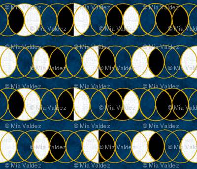 Cycles of the Moon Phases