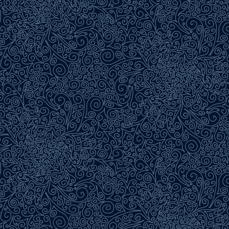 Blue space fabric inspired me studio spoonflower for Space inspired fabric
