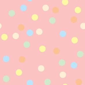 Carousel Confetti Pink