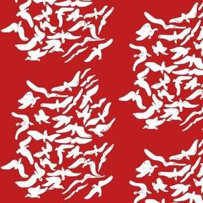 Blocks of Birds