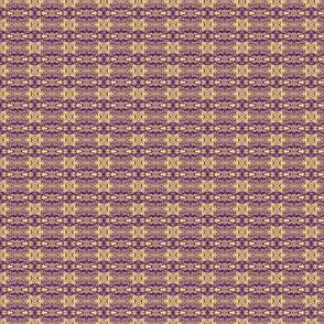 Purple Pollen Plaid