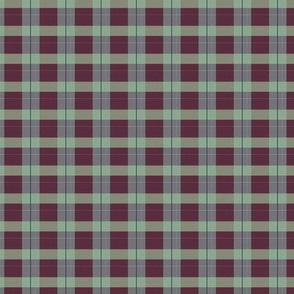 clever plaid