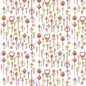 Wand Sticks