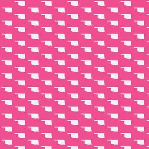 Oklahoma Tiled - Pink2