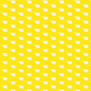 Oklahoma Tiled - Yellow