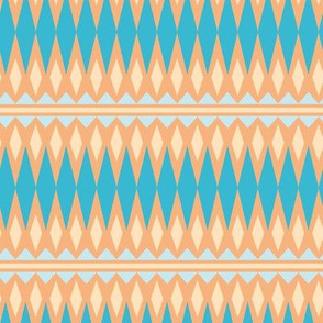 Tribal Band Peach