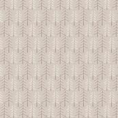 grey fir trees