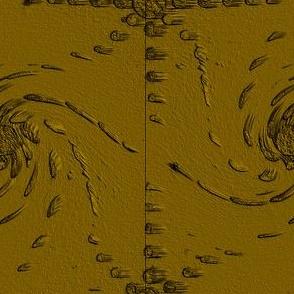 Bronze Blizzard - Large