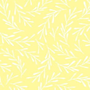 Lemon Yellow Sprigs
