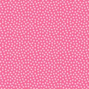 Hot Pink Pebbles