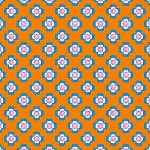 Butterflies - Unflower (Orange)
