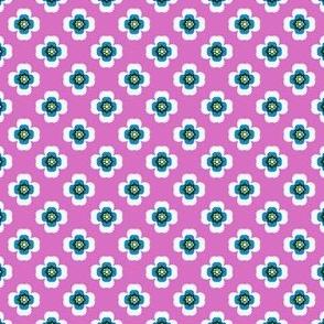 Butterflies - Unflower (Pink)