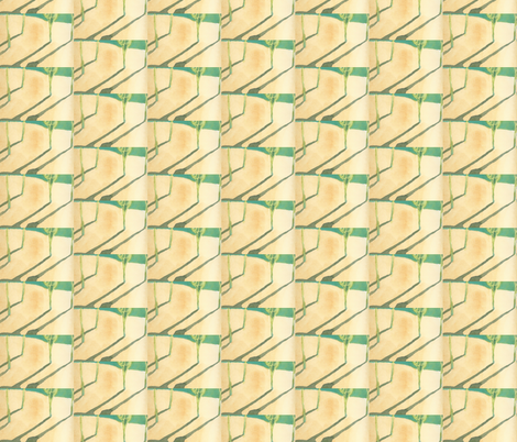 Yellow_Ground fabric by elise_camp on Spoonflower - custom fabric