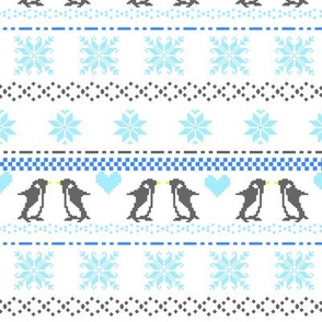 Penguins_Blue
