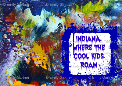 Indiana Pop Art