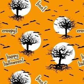 Creepy Halloween!