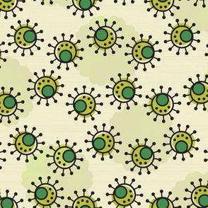 Microorganism-green