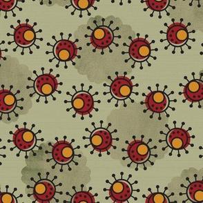 Microorganism-red
