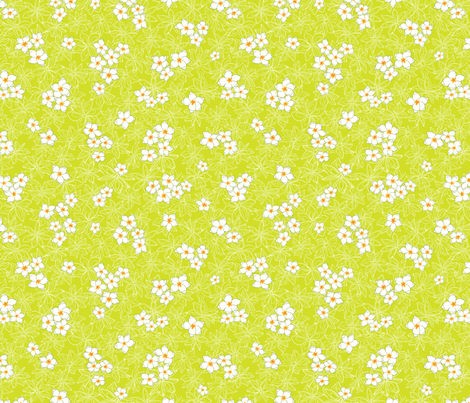 anis fabric by thelazygiraffe on Spoonflower - custom fabric