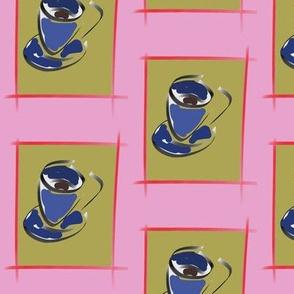 Techno XLV (2015) (Coffee)