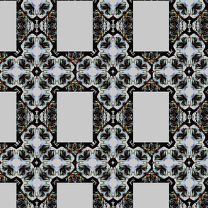 intricate cross