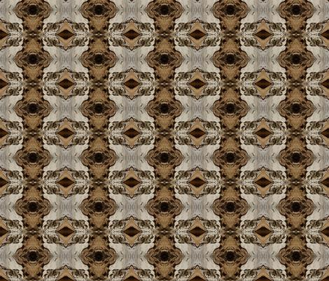 Laughing Tree Sprites (ref. 4584) fabric by rhondadesigns on Spoonflower - custom fabric