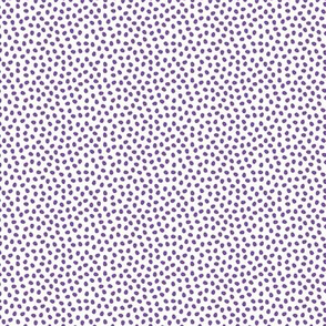 Purple Pebbles - small