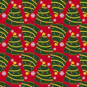 Christmas Tree Pattern 2015