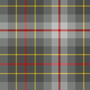 Brodie silver tartan