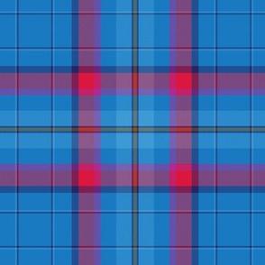Cian / Carroll clan tartan