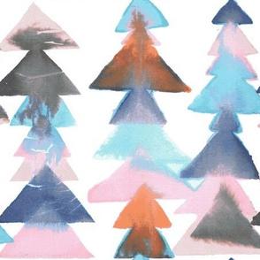 Climbing triangles
