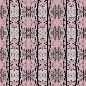 Liquid Trees (Pale Pink)