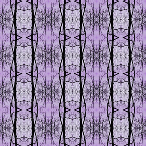 Liquid Trees (Purple)
