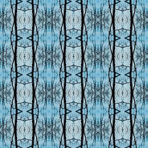 Liquid Trees (Blue)
