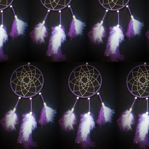 Purple Dream catcher 2