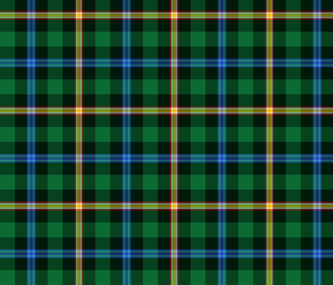 Brooke tartan  fabric by weavingmajor on Spoonflower - custom fabric