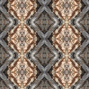 Nature's Bark Beauty Ikat (Ref. 4764)