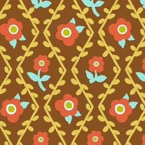 ric rac ogi-indian summer colorway